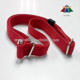 20mm Red Nylon Material Pet Collar, Dog Collar