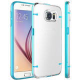 Transparent Noctilucent Plastic TPU Case for Samsung Galaxy S6