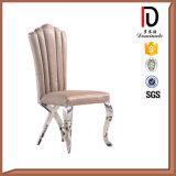 Modern Design PU Stainless Steel Chair
