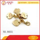 Hot Sale Custom Fashion Heart Shape Hanging Logo Decoration