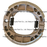 High Quality Motorcycle Parts Motorcycle Brake Shoe Cg125