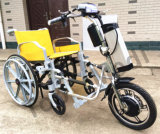 Hot New Product Electric Power Drive Handcycle Trike Wheelchair Trailer