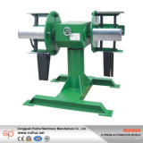 Vertical Double End Uncoiler for Aluminium Sheet (MDW-200)