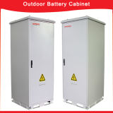 IP55 Outdoor Cabinet with Battery Compartment and Air Conditioner