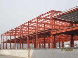 Industrial Steel Structure Warehouse/Steel Workshop/Hangar/Garage/Chicken Shed