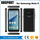 Full Cover Protective Waterproof Cell Phone Case for Samsung Note 8