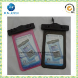 Outdoor Water Protective Cheap Promotional Waterproof Cellphone Pouch (JP-WB004)