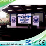 P5.68 HD Indoor Rental LED Screen with 500*1000mm Cabinet