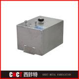 Customized Stainless Steel Aluminum Container Underground Generator Diesel Pressure Fuel Oil Gas Storage Tank
