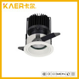 7W Embedded White Cup CREE LED Wall Washer