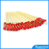 Disposable Colorful Dolphins Shaped Bamboo Skewer