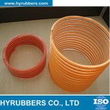 Transparent Flexible Spiral Suction PVC Hose Pipe
