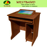 Cheap Wooden Desktop Computer Table (WB-SD20)