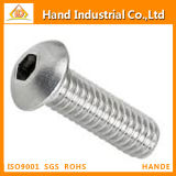 Ss304 Hex Socket Button Head Machine Screw