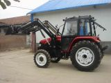 Farm Machinery 80HP 4WD Farming Tractors