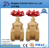 Made in China, Alibaba Threaded 1/2 Inch Brass Gate Valve with Prices