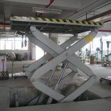 Hydraulic Loading Ramp Dock Leveler Lift Platform