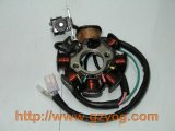 Yog Motorcycle Parts Ignition Stator Comp (CG-125N)