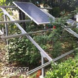 Aluminum C Channel for Ground Aluminum Solar Mounting System