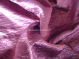 Nylon Cotton Metallic Fabric