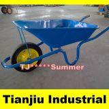 65 L 5 Cbf Blue Tray Africa Wb3800 Wheelbarrow