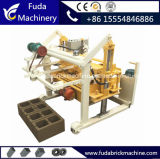 Small Manual Portable Hollow Building Block Machine