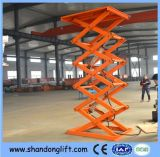 Hydraulic Ladder Lift System with CE