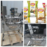 Potato Chiips Fried Making Machine