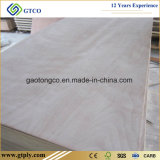 820X2150X2.7mm Okoume Plywood Door Skin for Interior Doors