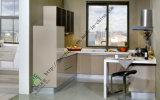 Modern Solid Wood Kitchen Cabinet (ZS-145)