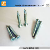 Csk Head Self Drillling Screws Galvanized Screw