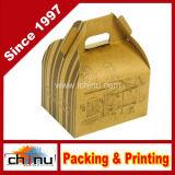 Kraft Paper Cake Box (1346)