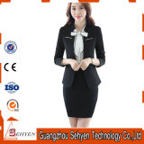 Fashion Women Office Uniform Business Suits of T/R