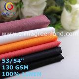 Cotton Linen Fabric for Textile Garments (GLLML466)