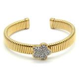 316L Heart Shaped Bracelet Watch Bangle