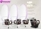 Popular High Quality Salon Mirror Barber Chair Salon Chair (P2008F)