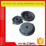 Aluminum Die Casting Distribution Housing