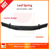 Ts16949 Europe Truck Flat Leaf Spring Rear Leaf Springs