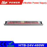 24V-480W Constant Voltage Ultrathin LED Power Supply
