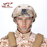 Fma Fast Military Bj Helmet with Nvg Mount & Side Rail Airsoft Tactical Helmet