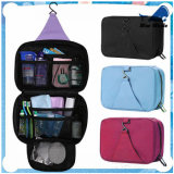 Bw1-191 Wholesale Professional Custom Canvas Travel Cosmetic Makeup Bag