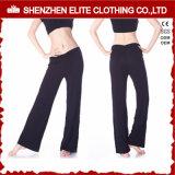 Stylist Casual Workout Clothing Yoga Pants Black (ELTLI-79)