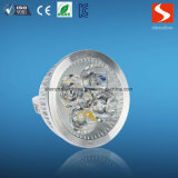 3W GU10 110-240V LED Spot Light with Ce RoHS Approved