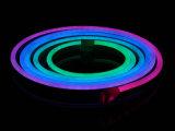 DC24V RGB Chasing LED Neon Flex Light DMX Controlled