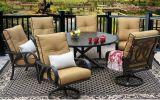Outdoor Patio Garden Aluminun Furniture