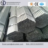 High Frequency Welded Hot Dipped Galvanized Round Steel Pipe