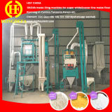 Africa Small Scale 10t Maize Mill Maize Meal Milling