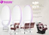 Popular High Quality Salon Mirror Barber Chair Salon Chair (P2012F)