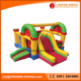 in Stock Inflatable Jumping Castle Combo for Kids with Slide (T3-401)