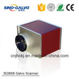 99.9% Linearity High Cost Efficient CO2/YAG Js3808 Galvo Scanner System